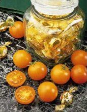 Tomato Sunsugar - yellow cherry